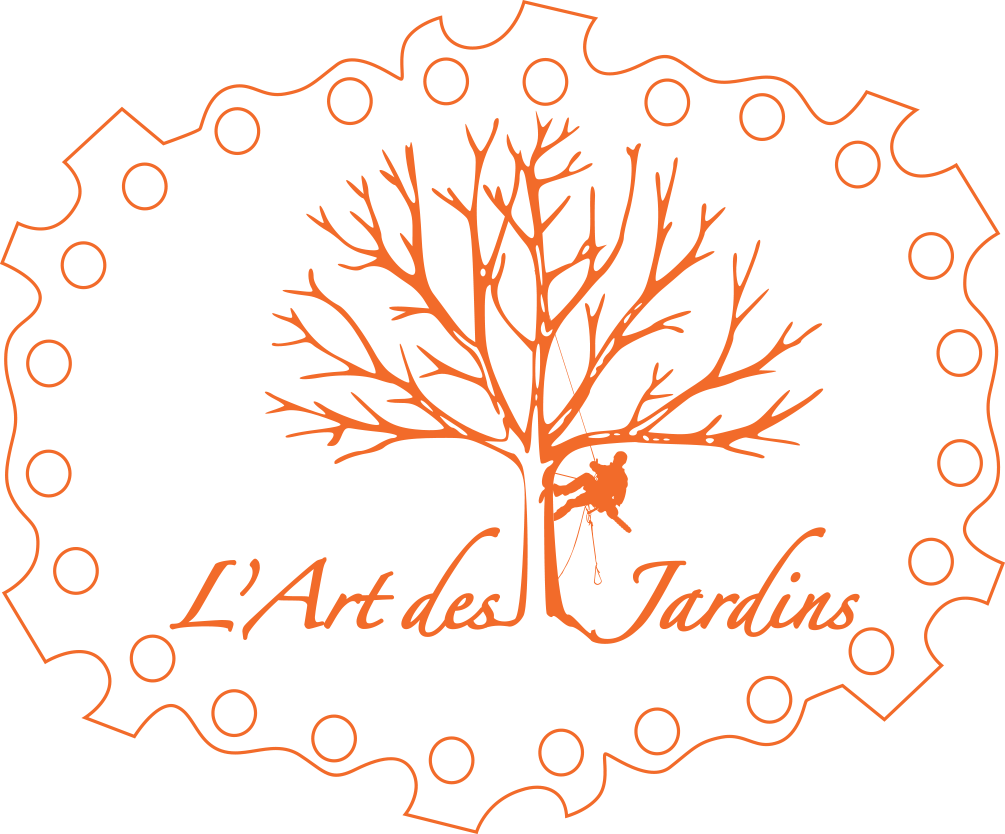 Logo paysagiste L'ART DES JARDINS