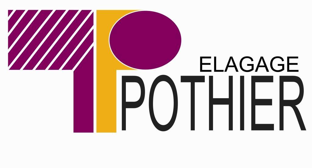 Logo paysagiste POTHIER ELAGAGE SASU