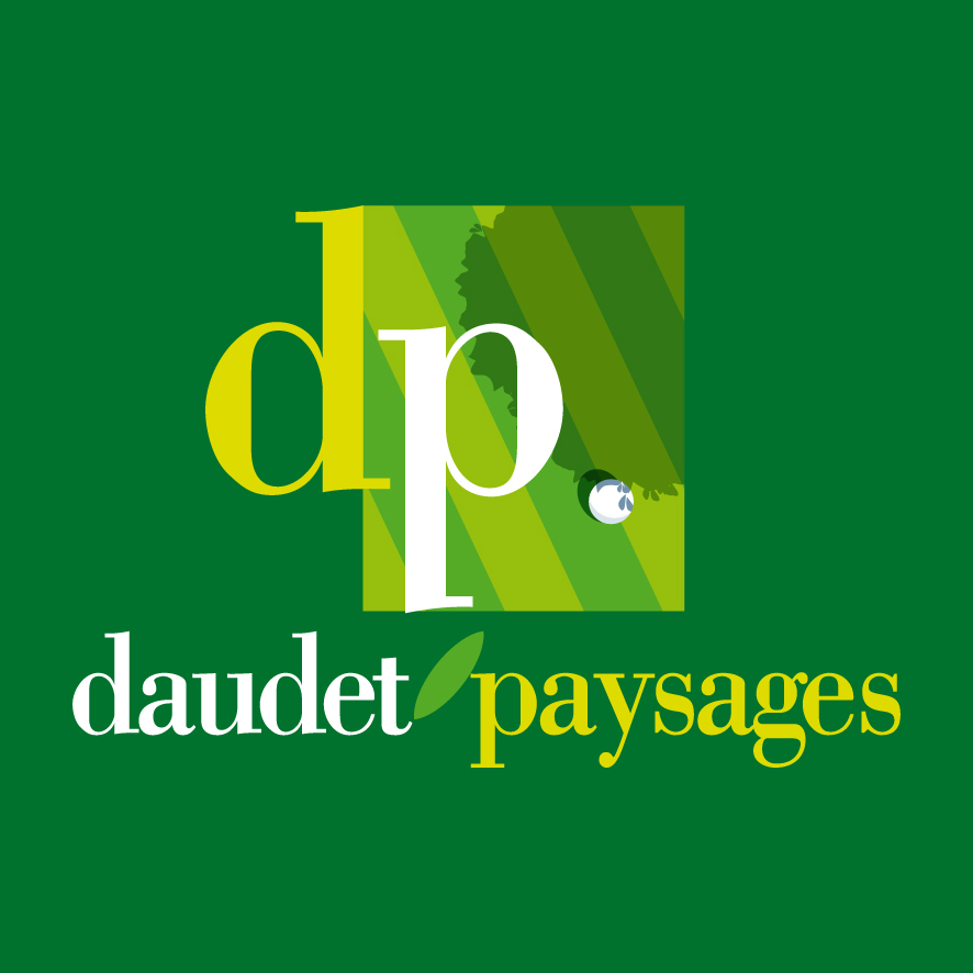 Logo paysagiste DAUDET PAYSAGES