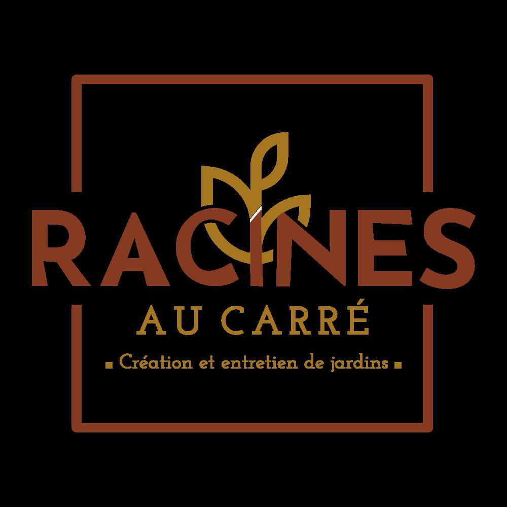 Logo paysagiste RACINES AU CARRE