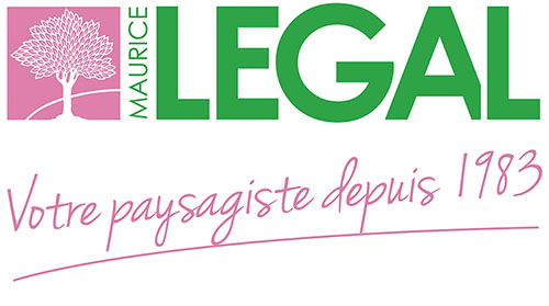 Logo paysagiste LEGAL MAURICE SARL