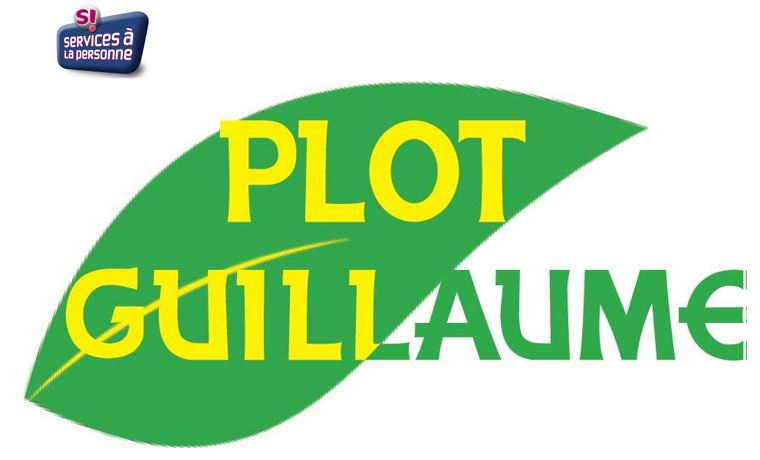 Logo paysagiste GUILLAUME PLOT