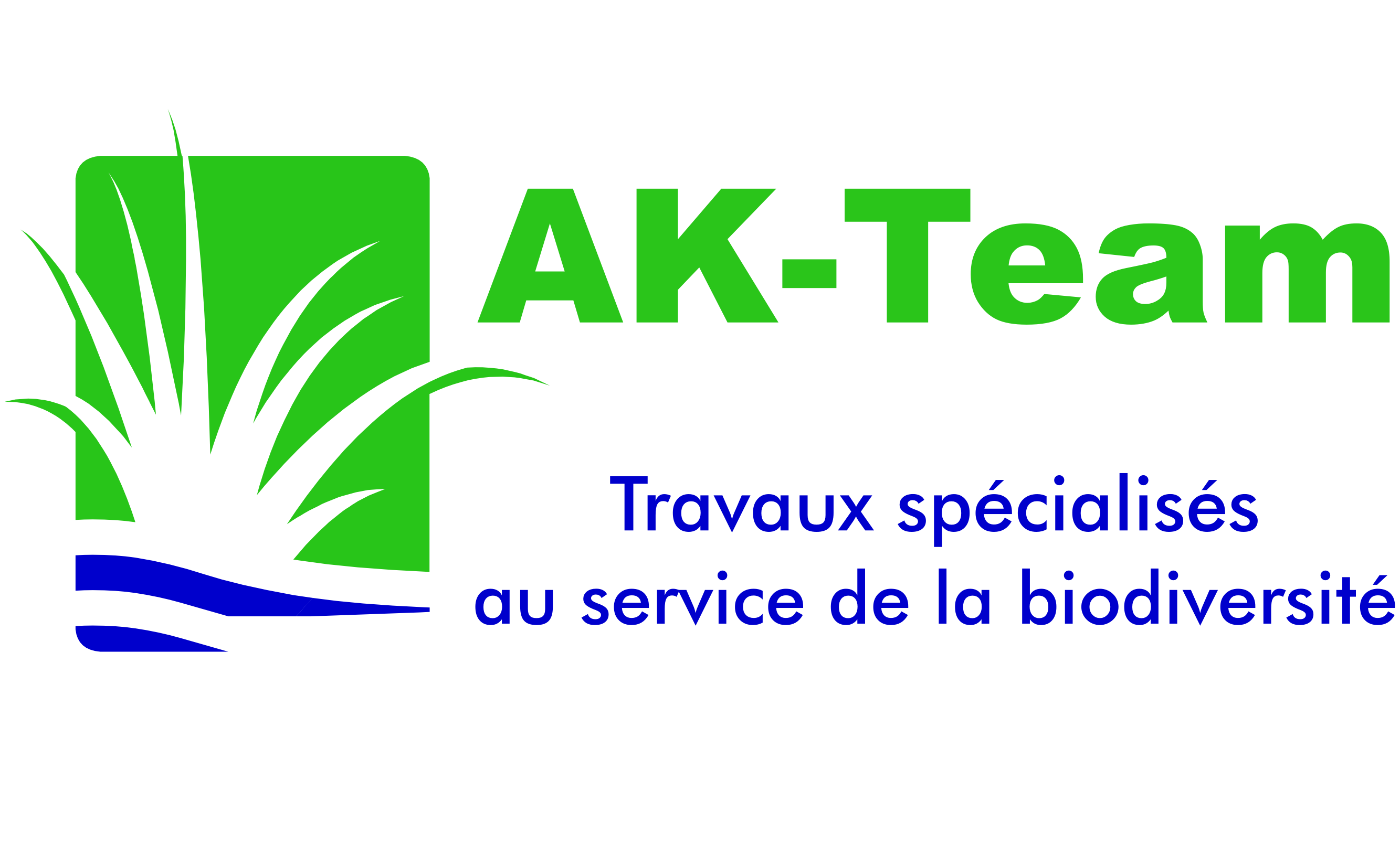 Logo paysagiste AK-TEAM INDUSTRIE SERVICES